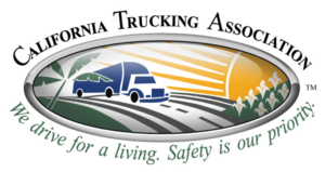 California Trucking Association logo