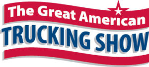 great american trucking show logo
