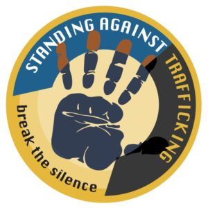 Standing Against Trafficking Logo