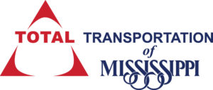 Total Transportation of Mississippi logo