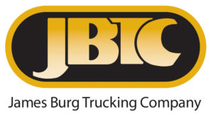 jbic james burg trucking company logo