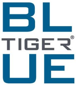 blue tiger logo