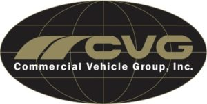 Commercial Vehicle Group cvg logo