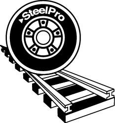 steelpro logo