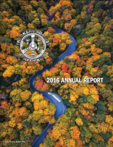 Truckers Against Trafficking 2016 Annual Report