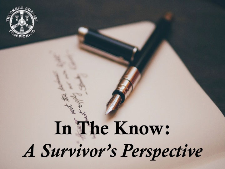 In The Know A Survivors Perspective