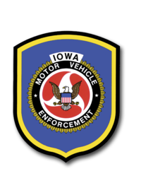 IOWA Motor Vehicle Enforcement