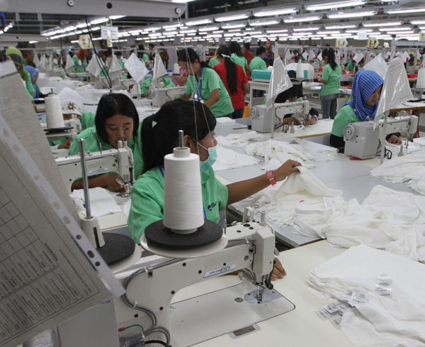 labor trafficking sweatshop