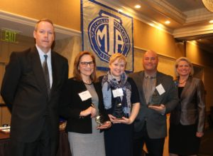 Truckers Against Trafficking MTA Safety Award