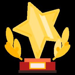 tat champion award trophy