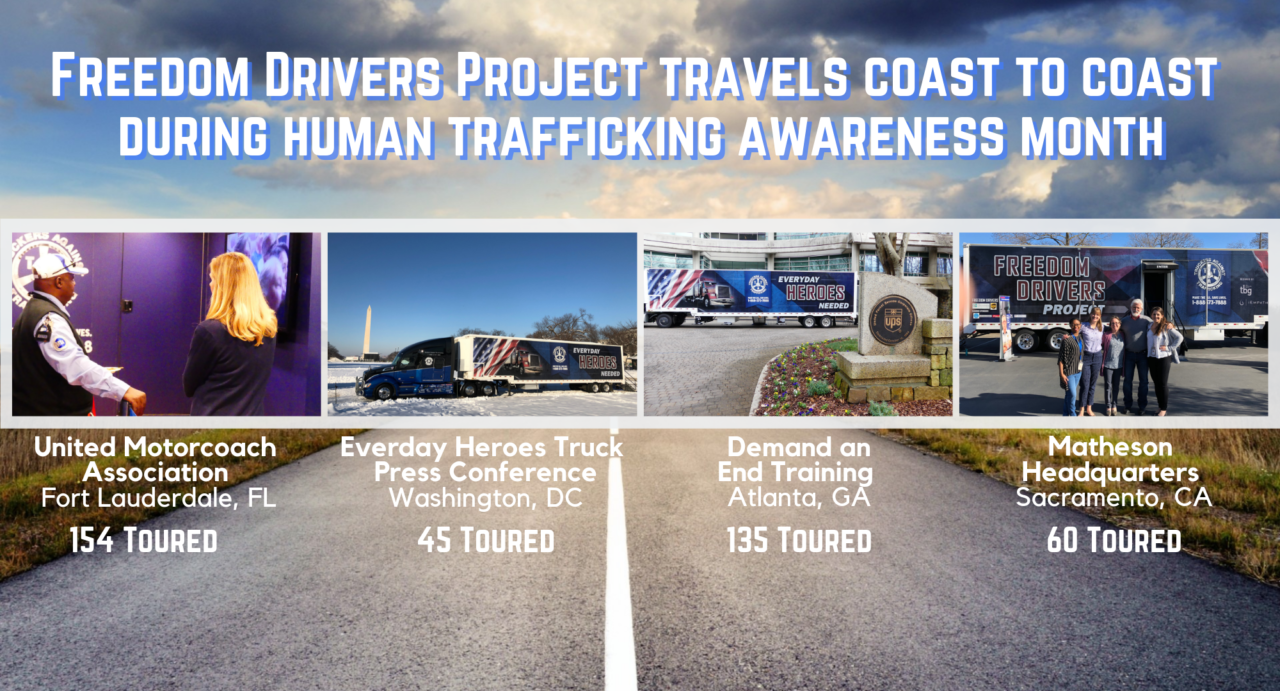 c0f8969c3 TAT Newsletter Information • TRUCKERS AGAINST TRAFFICKING