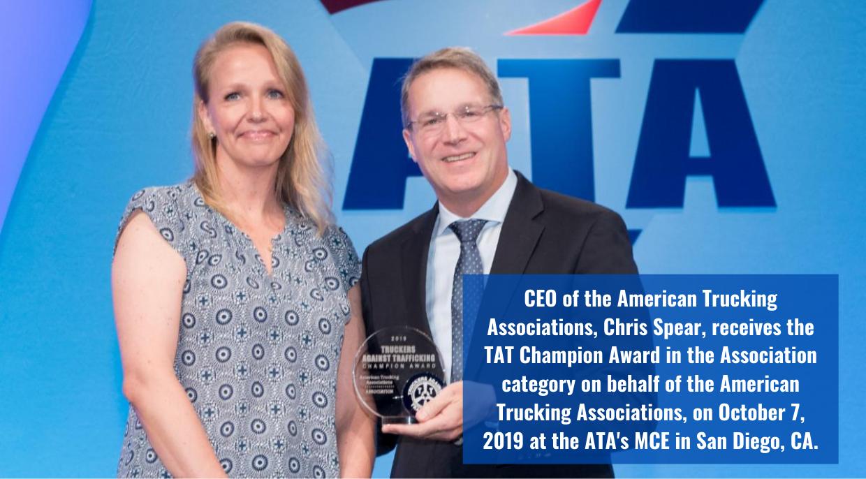 ATA Champion Award
