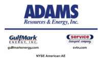 Adams Resources and Energy